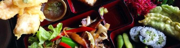 bento box, Mira Restaurant, Manly