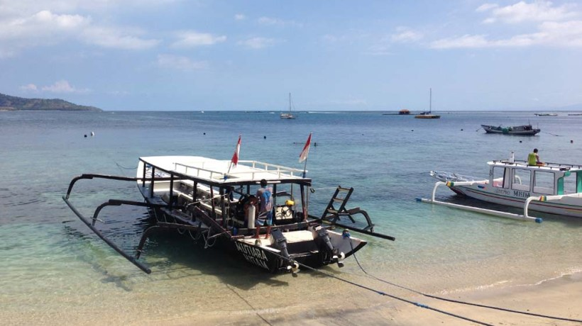 7 Seas Diving Gili Air
